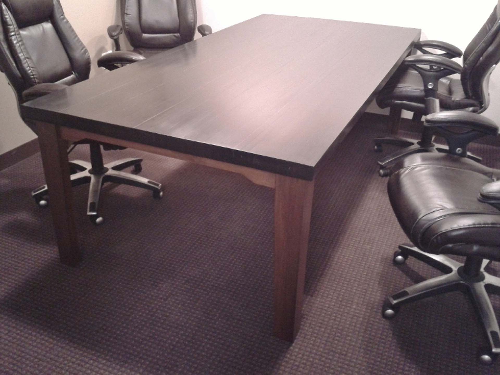 Gauss-Conference-Table